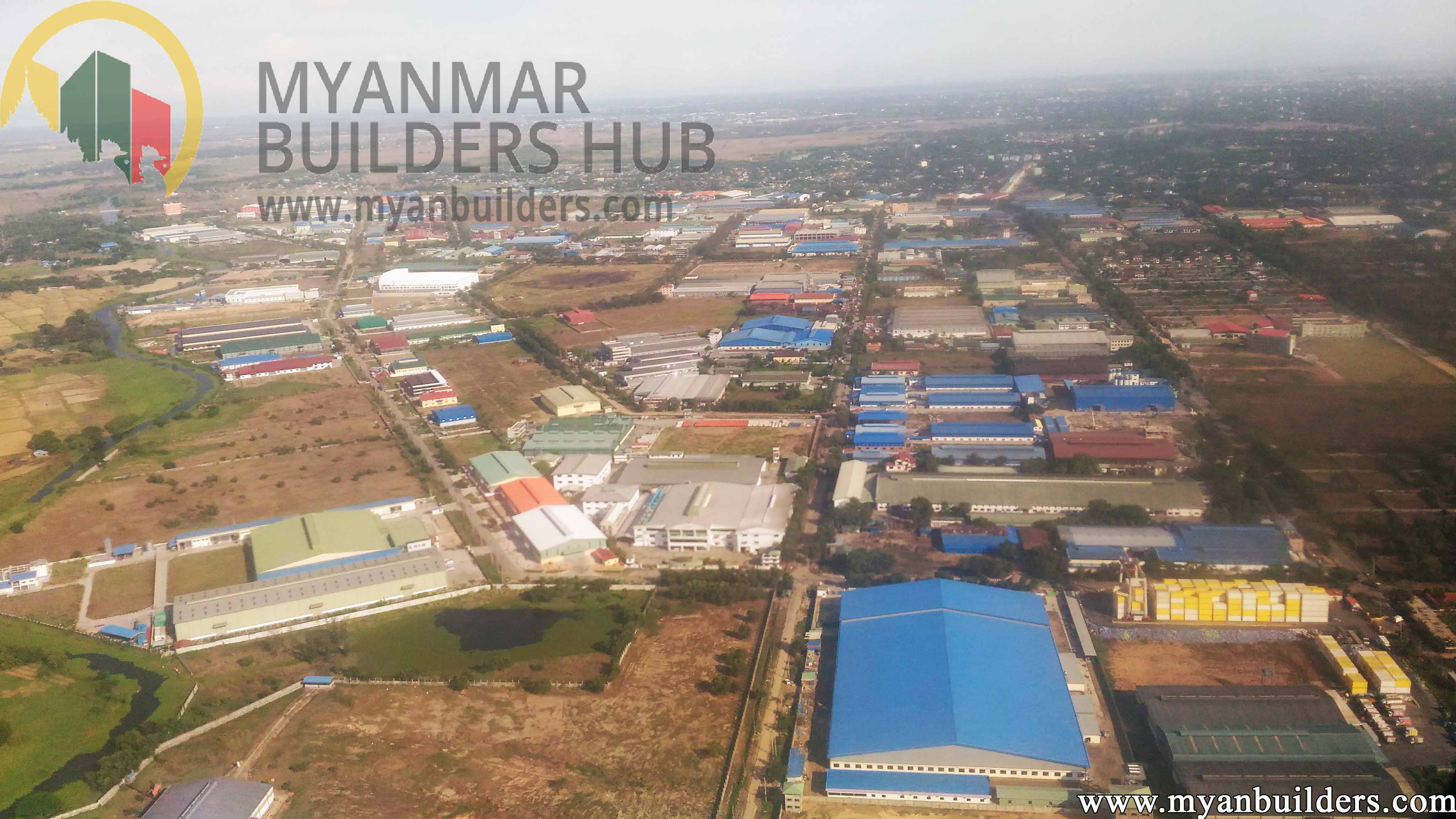Myanmar Builders Hub - Home